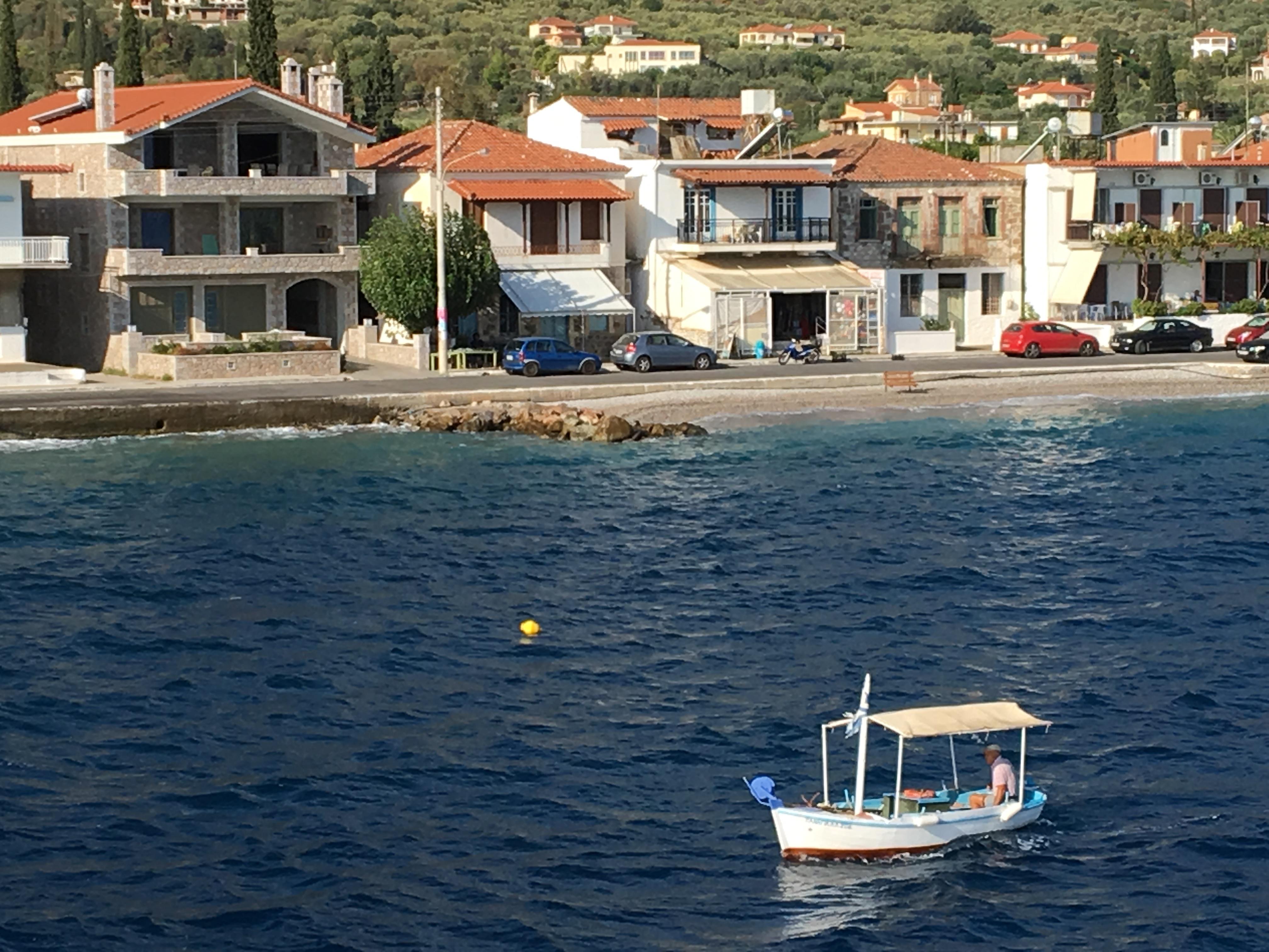 Tyros verstecktes Kleinod in Griechenland