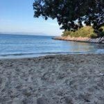 Sandbucht Tserfos